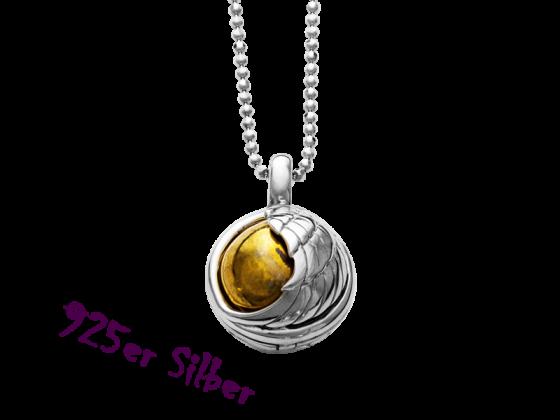 Klangkugel Himmelspforte (925 Silber)