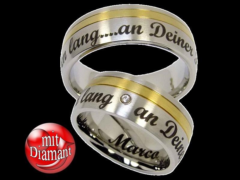 Ringe Mit Diamant Hochzeitsringe Kwo Trauringe