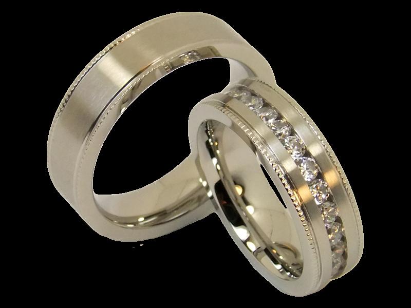 Trauringe hochzeit modern  Hochzeitsringe online kaufen | www.kwo-trauringe.de