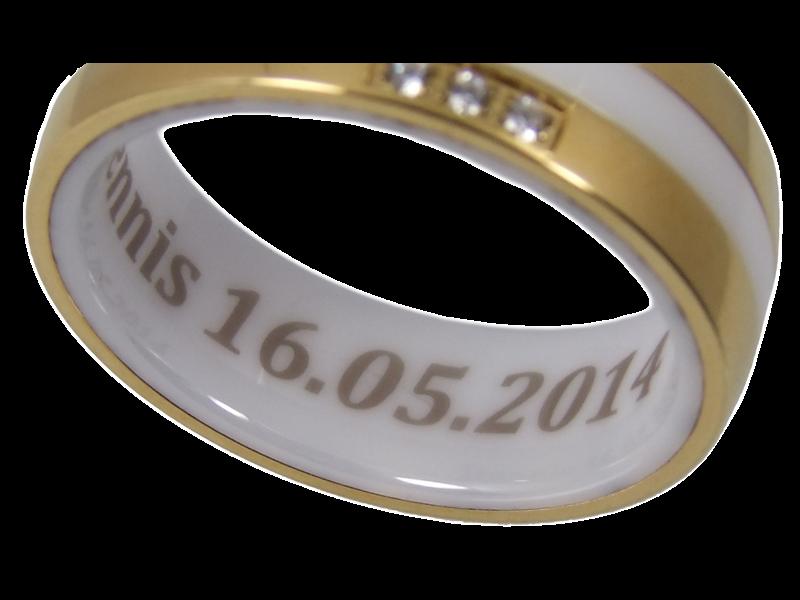 Ringe Aus Keramik Kwo Trauringe