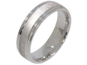 Rosi - single ring (silver)