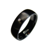 Elena - single ring (stainless steel)