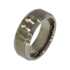 Olivier - a pair of rings (titanium)